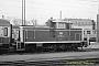 "MaK 600025 - DB ""260 105-2"" 04.12.1987 - Ulm, HauptbahnhofStefan Motz"