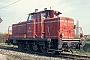 """MaK 600025 - DB """"260 105-2"""" 08.05.1980 - München, Rangierbahnhof München NordMartin Welzel"""