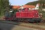 "MaK 600034 - DFS""V 60 114"" 30.09.2007 - Ebermannstadt, BahnhofMalte Werning"
