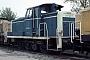 "MaK 600042 - SerFer ""K 011"" 31.08.1990 - UdineFrank Glaubitz"