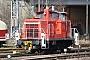 """MaK 600387 - DB Schenker """"362 940-9"""" 24.03.2012 - Berlin-LichtenbergThomas Wohlfarth"""