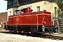"MaK 600071 - DB ""V 60 150"" 03.10.1985 - Bochum-DahlhausenMalte Werning"