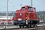 """MaK 600071 - DB """"260 150-8"""" 21.09.1985 - Nürnberg-Langwasser, BahnhofIngmar Weidig"""