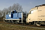 """MaK 600073 - duisport """"360 152-3"""" 09.01.2005 - Duisburg-Rheinhausen, logportPatrick Paulsen"""