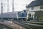 """MaK 600076 - DB""""260 155-7"""" 15.11.1986 - Karlsruhe, HauptbahnhofIngmar Weidig"""