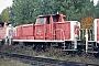 """MaK 600098 - DB AG """"360 177-0"""" 19.10.2003 - Emden, BahnbetriebswerkJulius Kaiser"""