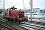 "MaK 600101 - DB ""260 003-9"" 29.03.1979 - ?, HauptbahnhofUwe Kossebau"