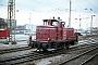 """MaK 600101 - DB """"260 003-9"""" 29.03.1979 - Kiel, HauptbahnhofUwe Kossebau"""