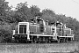 "MaK 600102 - DB ""260 004-7"" 23.08.1983 - bei KornwestheimStefan Motz"