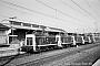 """MaK 600104 - DB """"260 006-2"""" 12.03.1983 - Stuttgart-Zuffenhausen, BahnhofStefan Motz"""