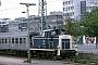 "MaK 600108 - DB ""360 010-3"" 30.07.1989 - Ulm, HauptbahnhofIngmar Weidig"
