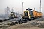 """MaK 600110 - DB """"360 012-9"""" 25.01.1992 - Dortmund, Bahnbetriebswerk BetriebsbahnhofH.-Uwe Schwanke"""