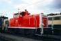 """MaK 600112 - DB """"360 014-5"""" __.05.1993 - Dortmund, Bahnbetriebswerk BetriebsbahnhofAndreas Steinhoff"""
