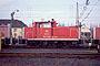 "MaK 600113 - DB AG ""360 015-2"" 06.01.1996 - Oberhausen, BahnbetriebswerkPatrick Paulsen"