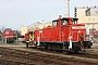 """MaK 600118 - DB Schenker """"362 400-4"""" 25.02.2012 - CottbusThomas Wohlfarth"""