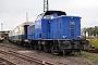 """MaK 600129 - DME """"V 62"""" 15.09.2013 - Darmstadt-Kranichstein, EisenbahnmuseumMalte Werning"""