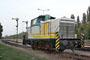 """MaK 600138 - NbE """"261 000-4"""" 06.06.2007 - Aschaffenburg, HafenBernd Keller"""
