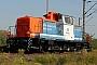 "MaK 600138 - NBE RAIL ""261 000-4"" 27.09.2009 - Duisburg-Ruhrort, Bahnhof HafenPeter Nagelschmidt"