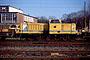 """MaK 600139 - Schreck Mieves """"Inge"""" 30.12.2003 - Duisburg-Wedau, Deutsche Bahn GleisbauPatrick Paulsen"""