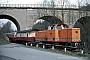 """MaK 600139 - TWE """"V 65"""" 26.03.1972 - ArnsbergPeter Driesch [†] (Archiv Michael Hafenrichter)"""