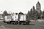 """MaK 600139 - TWE """"V 65"""" 31.05.1978 - Lengerich-HohneLudger Kenning"""