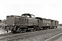 "MaK 600140 - MHE ""D 01"" __.__.1960 - MeppenHerman G. Hesselink (Archiv Ludger Kenning)"