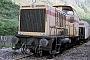 """MaK 600147 - SVF """"T 4047"""" 09.06.1991 - Florenz, Stazione di Crespino del LamoneMichael Höltge"""