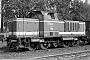 """MaK 600152 - RLG """"D 63"""" 18.09.1980 - Hüsten-OstDietrich Bothe"""