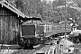 """MaK 600154 - TAG """"V 65-12"""" 29.06.1978 - TegernseeMichael Hafenrichter"""