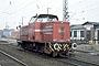 "MaK 600155 - OHE ""60021"" __.03.1993 - LüneburgRolf Alberts"