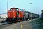 "MaK 600156 - Solvay ""1"" 27.06.1978 - RheinbergLudger Kenning"