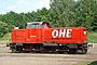 """MaK 600157 - OHE """"60022"""" 2004 - Lüneburg SüdKlaus Schulmann"""