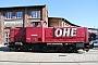 MaK 600157 - Privat 10.10.2015 - Wittenberge, BahnbetriebswerkThomas Wohlfarth