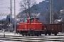"""MaK 600160 - DB """"260 402-3"""" 15.02.1983 - Marburg (Lahn), BahnhofJulius Kaiser"""