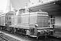 """MaK 600160 - DB """"260 402-3"""" 07.08.1982 - Marburg (Lahn), BahnhofJulius Kaiser"""