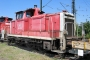 """MaK 600161 - Railion """"364 403-6"""" 04.08.2007 - Mainz-Bischofsheim, BetriebshofMarkus Hofmann"""