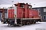 """MaK 600161 - NBE RAIL """"364 403-6"""" 28.12.2010 - Siegen, BahnbetriebswerkEckard Wirth"""