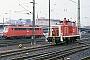 """MaK 600161 - DB """"364 403-6"""" 10.03.1993 - KoblenzHeinrich Hölscher"""