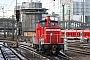"""MaK 600165 - DB Schenker """"362 407-9"""" 07.12.2010 - München, HauptbahnhofThomas Wohlfarth"""