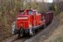 "MaK 600170 - Railion ""362 412-9"" 05.11.2004 - Brand-ErbisdorfErik Rauner"