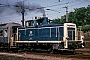 "MaK 600180 - DB ""260 422-1"" 07.06.1983 - GießenJulius Kaiser"