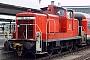 "MaK 600182 - Railion ""363 424-3"" 28.09.2006 - München, HauptbahnhofAlexander Leroy"