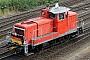 """MaK 600183 - DB Schenker """"363 425-0"""" 01.07.2012 - KielTomke Scheel"""