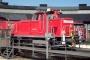"""MaK 600185 - Railion """"362 427-7"""" 24.09.2005 - Nürnberg-Gostenhof, BahnbetriebswerkHans-D. Lichtenhof"""