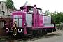 """MaK 600186 - RSE """"364-CL 428"""" 19.05.2006 - Troisdorf, BahnhofPatrick Böttger"""
