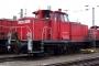 """MaK 600194 - Railion """"363 436-7"""" 28.10.2007 - Hagen-Vorhalle, BetriebshofPeter Gerber"""