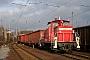 "MaK 600194 - Railion ""363 436-7"" 29.01.2007 - Hamm, RangierbahnhofTobias Pokallus"