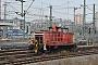 """MaK 600194 - DB Cargo """"363 436-7"""" 25.01.2020 - Stuttgart, HauptbahnhofWerner Schwan"""