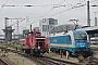 """MaK 600195 - DB Schenker """"363 437-5"""" 18.06.2015 - München, HauptbahnhofWerner Schwan"""