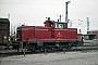 """MaK 600196 - DB """"261 438-6"""" 15.02.1972 - EmmerichRob Freriks"""